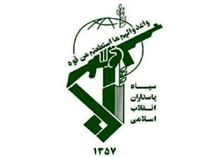 بیانیه سپاه درباره سیلی خوردن سردار زینالعابدین خرم