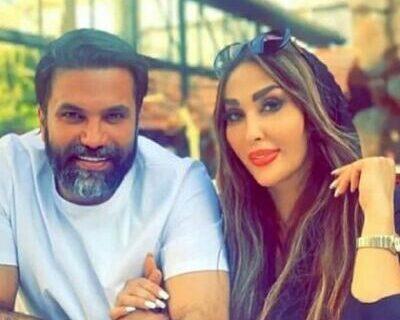 عکس های منشوری همسر سوم علیرضا واحدی نیکبخت