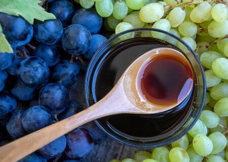 تاثیر مصرف شیره انگور در فصول سرد سال
